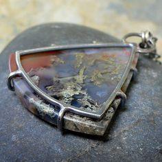 Inspiration photo; back side of pendant by Julie McComsey