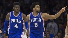Report: Sixers still want to trade either Nerlens Noel or Jahlil Okafor