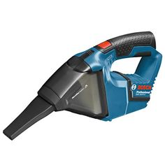Bosch Bosch GAS 10.8 V-LI Cordless Dust Extractor   This cordless dust extractor allows for intermediate cleaning and for cleaning on the go, whilst being powerful and compact which allows it to fit into the smallest L-BOXX 102.  #vacuum #cleaners #cordlessvacuum #dustextractor #appliances