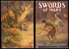 This is the eighth novel in the Mars series by Edgar Rice Burroughs.