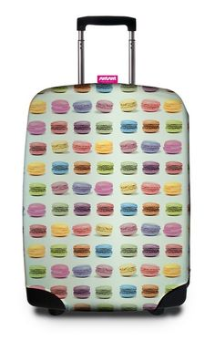 Charlotte Reid London - Shop for wonderful high quality luggage and travel accessories for every occasion and any budget. Macarons, Luggage Accessories, Pack Your Bags, Online Travel, Belt, Make It Yourself, Purses, Retro, Suitcases