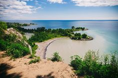 Location: The Cliffs Scarborough Bluffs, Canada Travel, Summer Activities, Ontario, Oasis, To Go, Vacation, Adventure, City