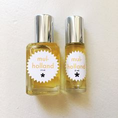 Mulholland Perfume