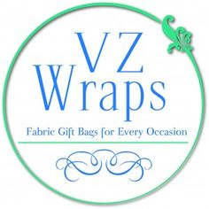 VZ Wraps Fabric Gift Bags for Every Occasion #madeinUSA #GIVEAWAY