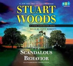 Look for SCANDALOUS BEHAVIOR by Stuart Woods in the Conyers-Rockdale Library eBook Collection! You have access to this current Best Seller in eBook [Axis360 Audio] Format with your PINES Library Card*. | *Available for check out with your valid PINES Library Card: Visit http://bit.ly/crls-axis360 to check out or hold FREE eBooks – Call 770-388-5040 for details.  | #BestSellers: #Fiction at #CRLS www.conyersrockdalelibray.org
