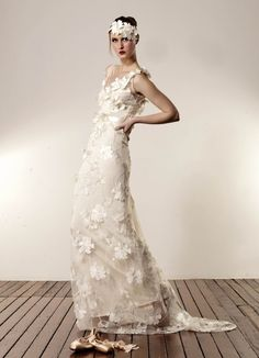 Floral Dream Gown from Anaessia