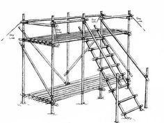http://www.pioneeringmadeeasy.co.uk - Elevated camp platforms (beds)