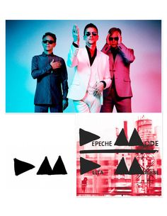 Un album noir : Delta Machine de Depeche Mode