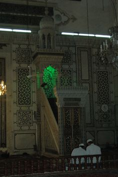 Omayyad mosque, Damascus | von amerune