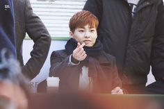 150131 Xiumin at Nature Republic Fansign ©in my earth