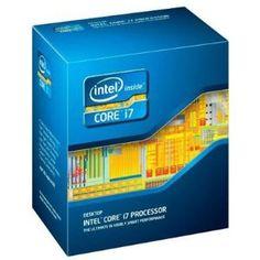 Intel BX80637I73770 Core i7 3770 Ivy Bridge 3.4 GHz Socket 1155 77W Quad-core Desktop Processor by Intel. $335.35. Description:Intel Core i7-3770 Ivy Bridge Socket H2 (LGA1155) 22nm Quad-Core Processor with 3.4GHz, DMI 5GT/s, 8MB L3 Cache, Model: BX80637I73770. Retail Box.