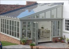 Hardwood Conservatories from Vetro Vivo  http://www.periodideas.com/bespoke-conservatories-from-vetro-vivop