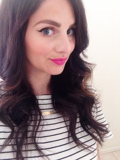 video tutorial: how to curl your hair with a flat iron!