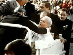 São João Paulo II - no atentado