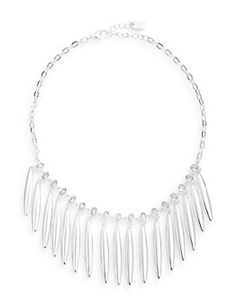 Teardrop Fringe Necklace | Hudson's Bay