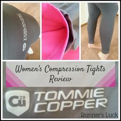 Tommie Copper Review: Women's Compression Tights