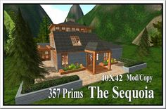 The Sequoia | Coeur Virtual Worlds