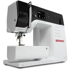 BERNINA B 380 Tutorial - Sewing Mastery