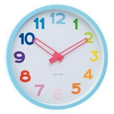 Over the rainbow clock. would be cute for a little girls room