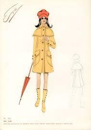 fashion sketches, 1960 - Google Search