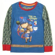Bluzka chłopięca Rycerz Mike od Marks&Spencer, rozmiar 98