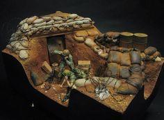 Scale Model Workbench: 1/35 Vietnam Diorama