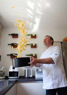 Onze Chef geeft tips over Philips keukenapparatuur zoals AirFryer, SoupMaker en keukenmachines. Bekijk recepten en tips en raak geïnspireerd.