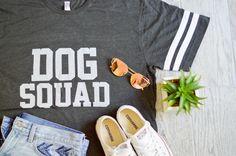 Dog Squad shirt