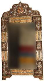 Desert flower mirror