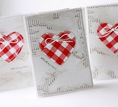 Romantic ILS: make valentine Valentine Activities, Scrapbook Cards, Scrapbooking, Homemade Valentines, Heart Cards, Love Cards, Card Tags, Valentine Day Cards, Paper Cards