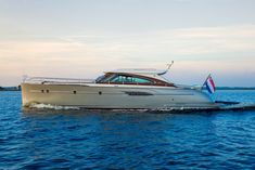 Mulder Shipyard is a Dutch yacht builders family since specialized in the construction and maintenance of luxury yachts up to Yacht Design, Boat Design, Lobster Boat, Yacht Builders, Classic Yachts, Classic Motors, Motor Yacht, Motor Boats, Luxury Yachts