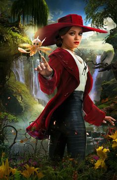 Mila Kunis in Oz: The Great and Powerful