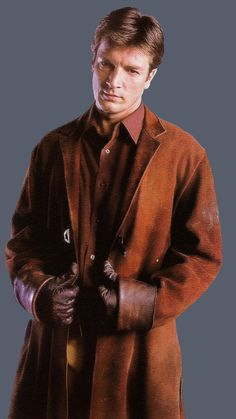 Nathan Fillion ... Firefly.  Awesome.