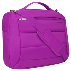 """Bonni Two in One Laptop Shoulder Bag Backpack fits 15"""" laptops and is such a eye catching color."""