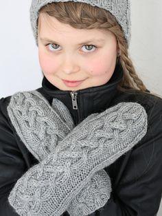 Lapsen palmikkolapaset Novita 7 Veljestä | Novita knits