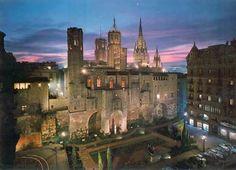 Barcelona: Barrio Gótico