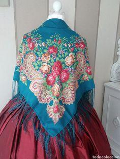 Pañuelo para traje regional