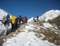 Manaslu Larkya La Pass