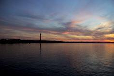 Sunset on Sunday. http://puukkopaja.fi/