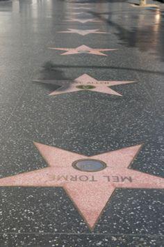 "Hollywood, Walk of ""Fame"""