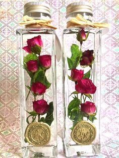 【in the bottle】rose / magenta | Lindsay & Nature