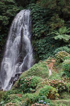 Parque Natural da Riberia dos Caldeiroes