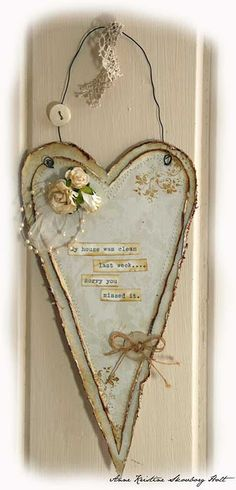 A lovely heart.
