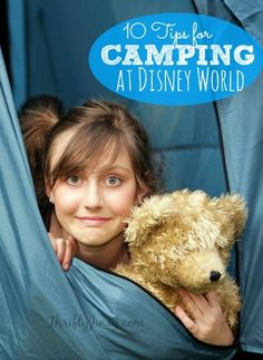 Not many people know that Disney has a dedicated campground for families that travel by RV, drive in with their pop-up campers, or are interested in tent camping. Fort Wilderness is a large resort on Disney property that includes an outdoor campground in addition to a lodge and extensive grounds. These 10 tips for camping at Disney World will help you make the most of your experience!