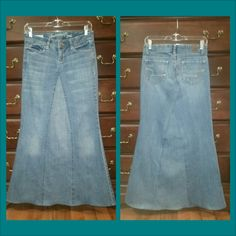 Jean skirt. Prefer it to be dark denim wash