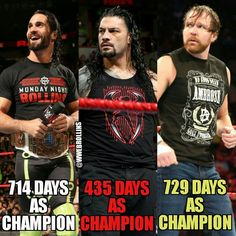 Dean Ambrose is still the member Of The Shield that stayed longer as champion in WWE/NXT . Men's Wrestling, Wrestling Stars, Seth Rollins, Wwe All Superstars, Wwe Highlights, Wwe Quotes, Wwe Raw And Smackdown, Roman Reigns Dean Ambrose, Wwe Funny