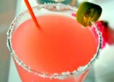 Guava Jalapeño Margarita - Classic Hawaiian Drink w/ a kick!
