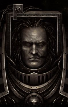 WARHAMMER 40000 Perturabo, sometimes called the Lord of Iron (known also as The Breaker and The Hammer of Olympia) is the Primarch of the Iron Warriors Traitor Legion, one of the original twe...