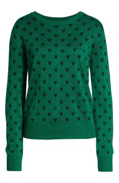 ea5cc473a9f6 A warm and cozy pullover you ll love to wear or give is dotted with