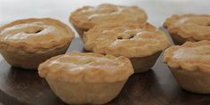 Try this Chinese Pork Pies recipe by Chef Janice.This recipe is from the show The Great Australian Bake Off.